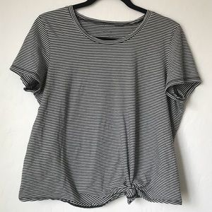 Tops - Madewell Knot Top
